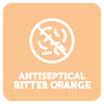 antiseptical bitter orange