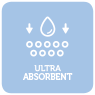 ultra absorbent
